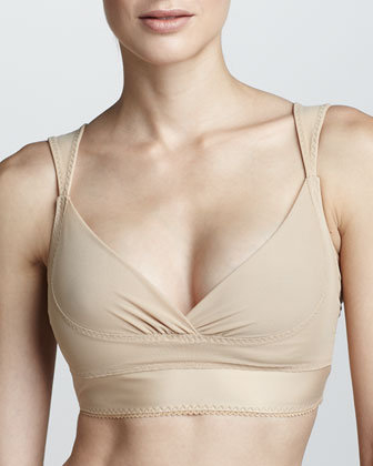 Jane Soft Bra, Natural