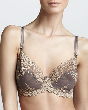Embrace Lace Underwire Bra