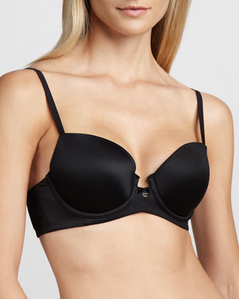 Bra-La-Mode Underwire Bra, Black