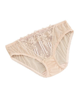 Wacoal Enchantment Hipster Panties, Naturally Nude