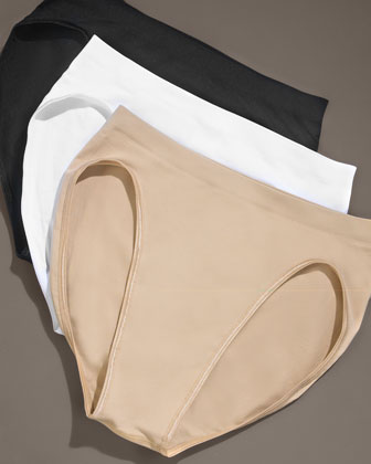 Touch Feeling High-Cut Briefs