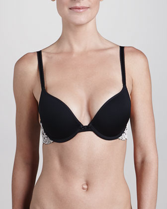 Embrace Lace Push-Up Bra