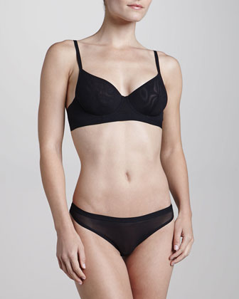 Evelina Underwire Basic Bra