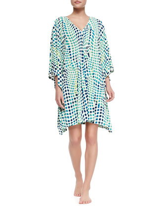 Kismet Short Sleep Tunic, Maritime Blue