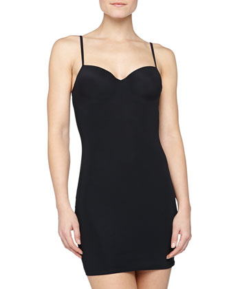 Bodydress Shaping Slip with Built-In Underwire