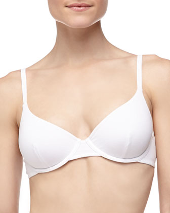 Clara Basic Cotton Contour Bra