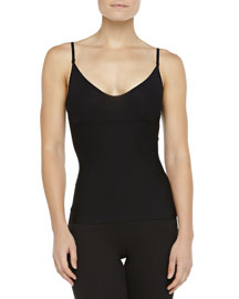 Double-Faced Stretch-Knit Camisole