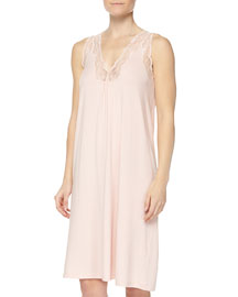 Valencia Tank Gown, Dusty Rose