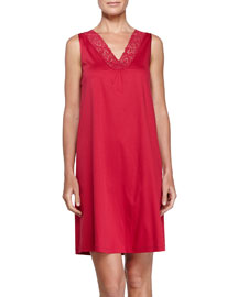 Moments Tank Gown, Cranberry