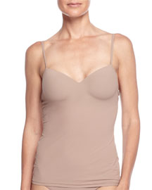 Allure Bra Camisole, Ginger Snap