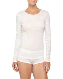 Cotton Long-Sleeve Shirt
