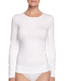 Soft Touch Long-Sleeve Top