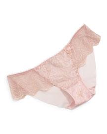 Cherish Lace Bikini Briefs