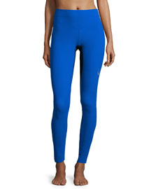 Core Performance Leggings, Azure