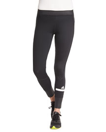 The Performance Ankle Leggings, Black