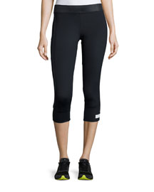 The Performance 3/4 Leggings, Black