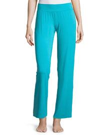 Talco Jersey Lounge Pants, Blue Mediterranean
