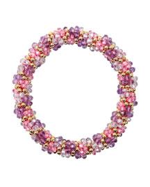 Jasmine Mixed-Stone Bead Bracelet