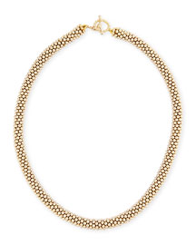 Leonore 14K Gold Bead Necklace