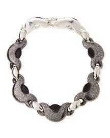 Ebony Link Necklace