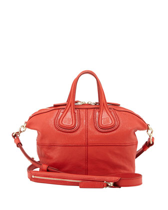 Nightingale Mini Zanzi Crossbody Bag, Red
