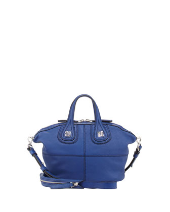 Nightingale Mini Sugar Crossbody Bag, Royal