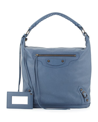 Classic Day Bag, Blue