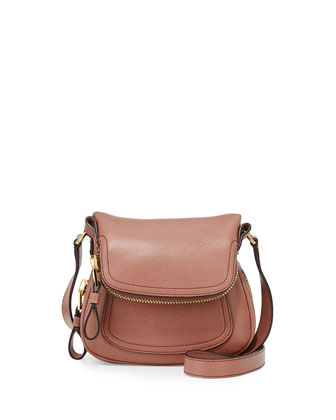 Jennifer Calfskin Mini Crossbody Bag