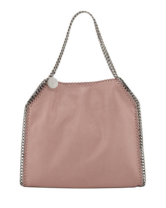 Falabella Small Tote Bag, Neutral