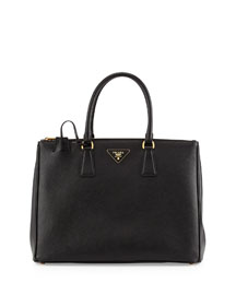 Saffiano Medium Executive Tote Bag