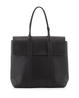 31-Hour Medium Satchel Bag, Black