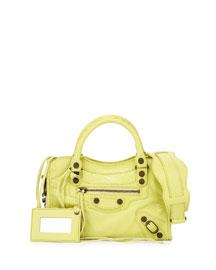 Classic Arena Mini City Bag, Yellow