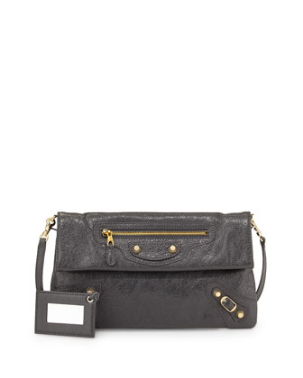 Giant 12 Envelope Clutch Bag with Strap