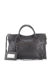 Classic City Bag, Gray