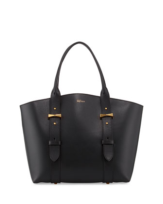 Legend Small Shopper Bag, Black