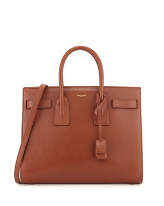 Sac de Jour Small Tote Bag, Brown