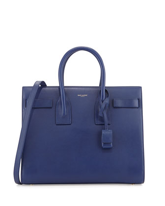 Sac de Jour Small Tote Bag, Blue