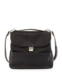 Kent Leather Satchel Bag