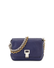 Courier Extra Small Pebbled Satchel Bag