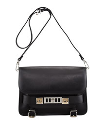 PS11 Classic Shoulder Bag, Black