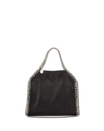 Mini Falabella Crossbody Bag, Black