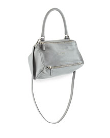 Pandora Small Sugar Leather Shoulder Bag