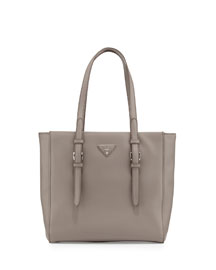City Sport Leather Tote Bag