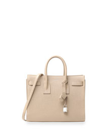 Sac de Jour Leather Small Carryall Bag