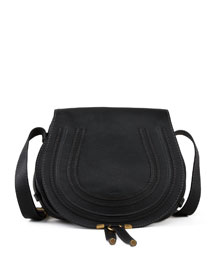 Marcie Horseshoe Crossbody Satchel Bag