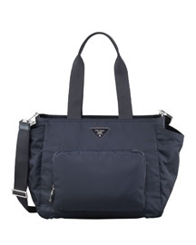 Nylon Baby Bag