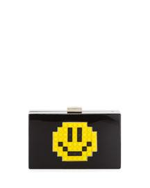 Grace Lego� Smile Box Clutch Bag