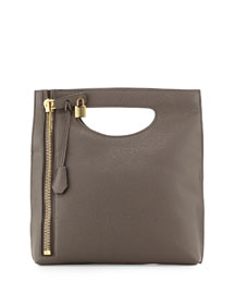 Alix Fold-Over Crossbody Bag