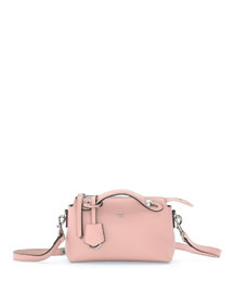 By The Way Mini Leather Satchel Bag, Pink