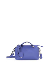 By the Way Mini Satchel Bag, Cassis/Purple